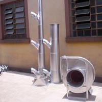 Ventilador centrifugo alta vazão